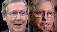 McConnell ' s Impeachment Witness Kommentare Kommen Zurück, um Ihn Zu jagen