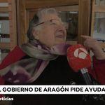 Angelines, la señora de un pueblo de Teruel que se ha hecho viral por lo que dijo en el telediario: 240.000 reproducciones y