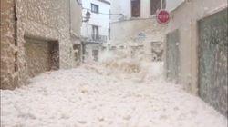 Avec la tempête Gloria, deux départements en alerte, 4 morts en