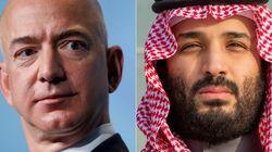 El príncipe heredero saudí espió el móvil del dueño de Amazon, Jeff