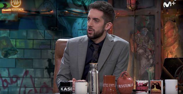 'David Broncano, el presentador de La