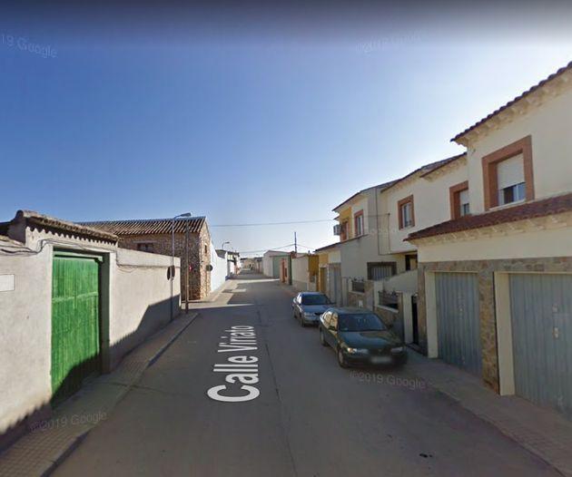 La Calle Viriato de La Puebla de Almoradiel, donde ha sucedido el