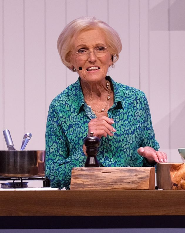 Mary Berry Claims Shes Never Had A Takeaway