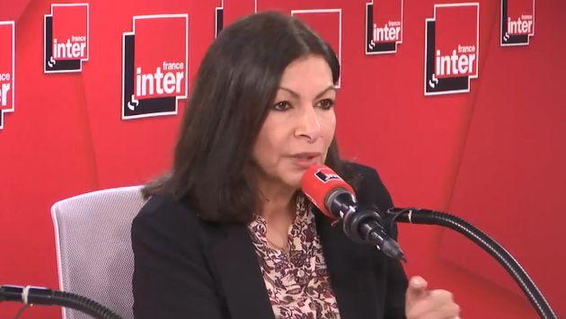 Anne Hidalgo, invitée de France Inter, le 22 janvier