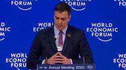 EN DIRECTO: Conferencia de Pedro Sánchez en Davos