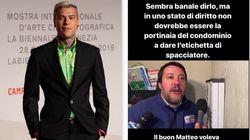 """""""Salvini dà vita a un teatrino. Vuole fare il giustiziere, ma sembra un testimone di"""