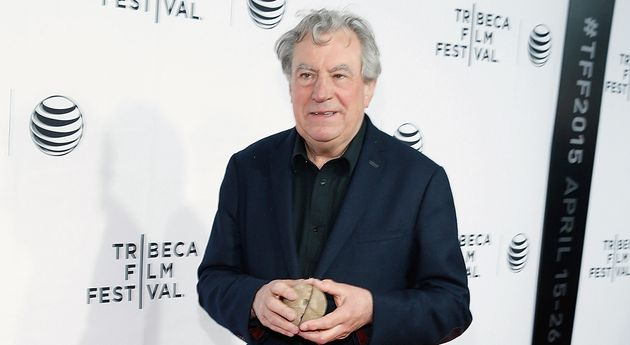 Terry Jones, ici en photo lors de la projection du film