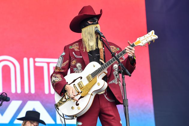 Country artist Orville Peck's debut album,