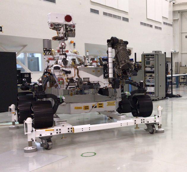 Le rover sera lancé entre juillet et août 2020 et devra atterrir sur Mars le 21 février