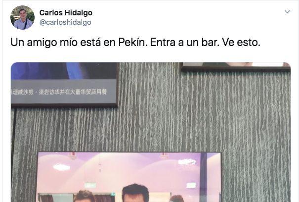 La foto de Rajoy en