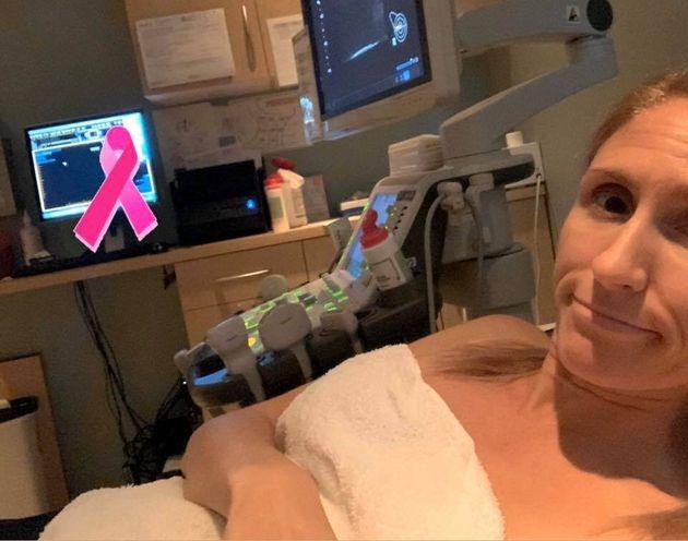 Cancer du sein: après une frousse, Bianca Longpré rappelle l'importance du