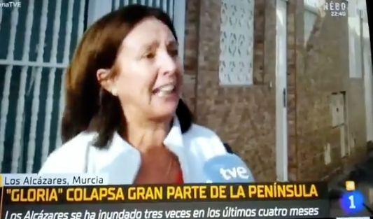 Mujer de Murcia en