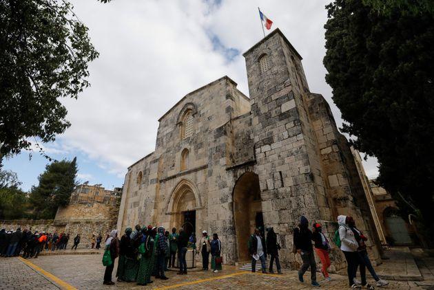 Photographie de l'Église Saint-Anne de