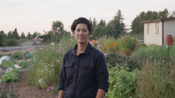 Wiser founded Radical Family Farms to explore her family heritage and provide a space for her children to connect with their