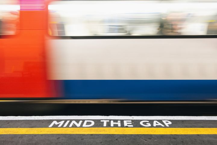 Many common mistakes tourists make in London involve the tube.