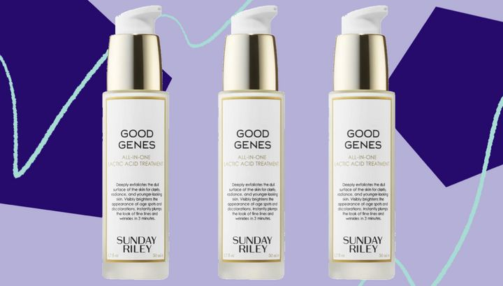 Sunday Riley Permanently Drops The Price Of Good Genes, Its Best-Selling Product