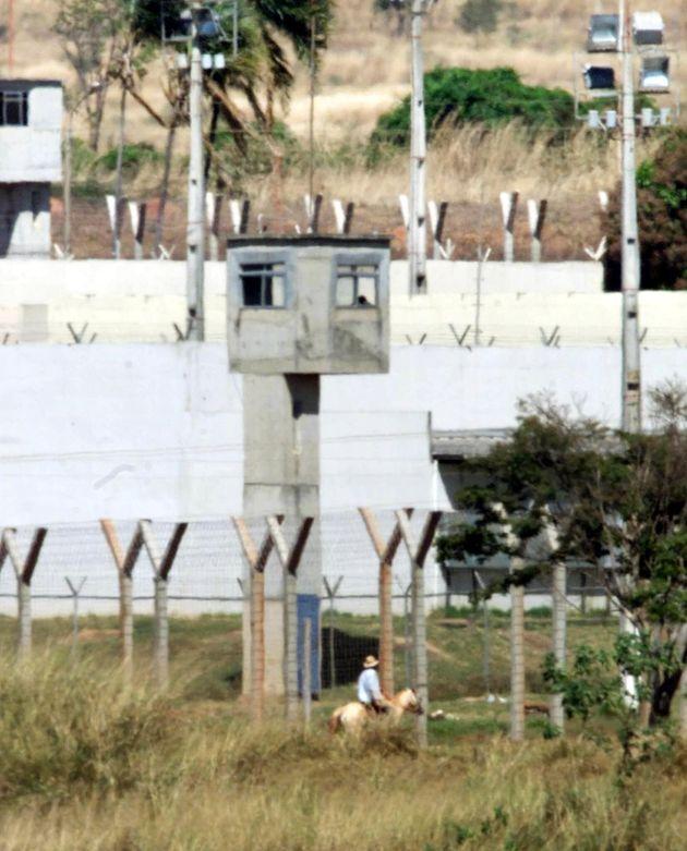 Complexo Penitenciário da Papuda, em