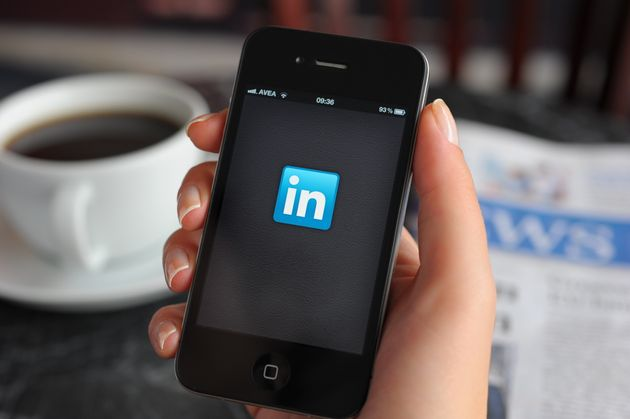 LinkedIn public activity can lead to awkward situations for job