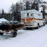 Lac-Saint-Jean: une expédition de motoneige tourne au