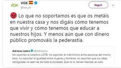 Twitter suspende la cuenta de Vox por