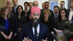 Liberals Won't Get Easy Pass From NDP On New NAFTA, Singh