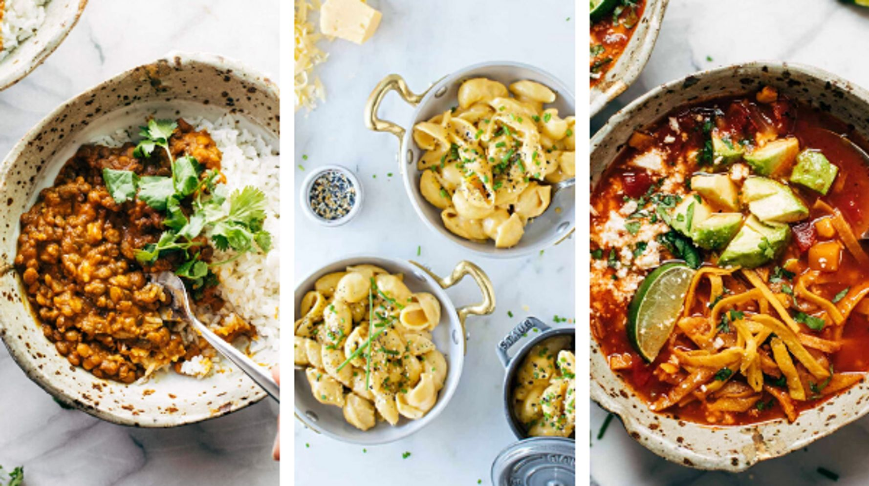 The Best Vegetarian Instant Pot Recipes