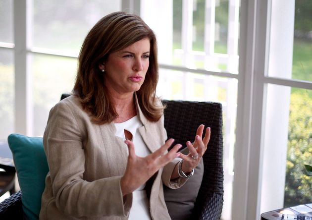 Rona Ambrose is seen here during an interview in Ottawa on May 18, 2017. The former Alberta MP's name...