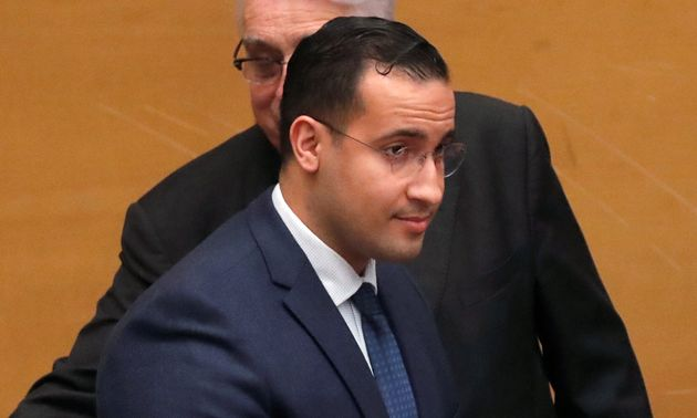 Alexandre Benalla le 21 janvier 2019 (photo