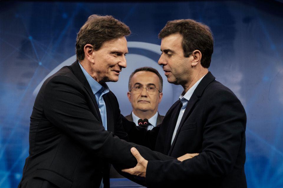 Vitória de Marcelo Crivella (Republicanos) para prefeitura do Rio de Janeiro em 2016 foi um ponto...