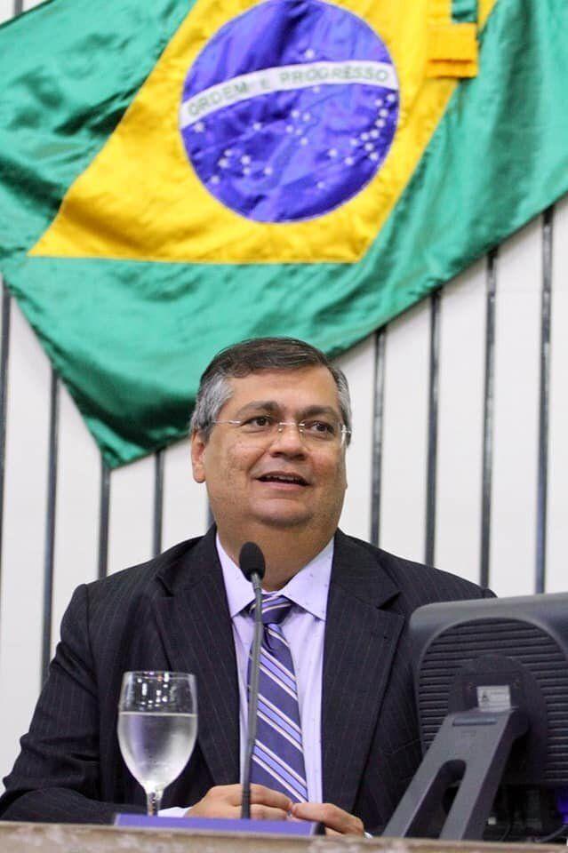 A atuação do governado Flávio Dino (PCdoB), no Maranhão, favorece articulação...