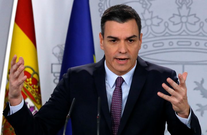 Spanish Prime Minister Pedro Sánchez has enlisted the support of a handful of Basque and Catalan separatist lawmakers