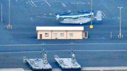 横浜港にオスプレイが異例の駐機、故障か 市は把握せず