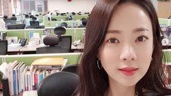 박은영 아나운서가 KBS를