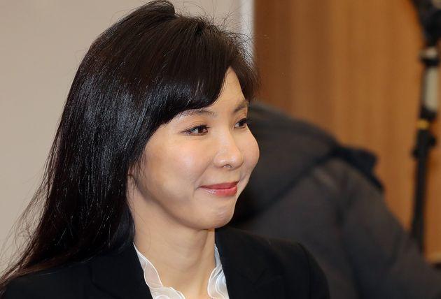 '미투 운동' 서지현 검사가 법무부로