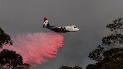 Australian Air Tanker Feared Crashed While Fighting