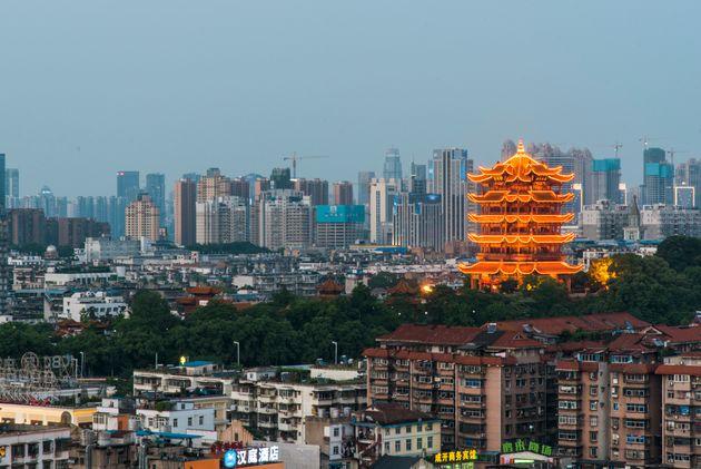 武漢市のイメージ写真
