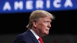 Ο Τραμπ είναι ο πρώτος πρόεδρος των ΗΠΑ που συμμετέχει σε πορεία κατά των