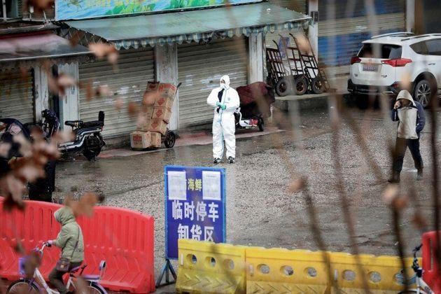 Wuhan città chiusa