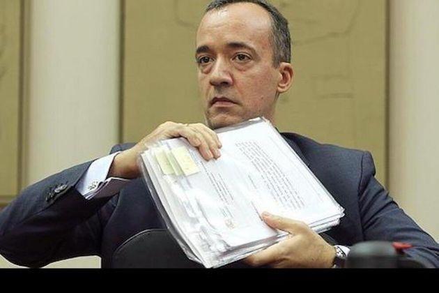 Francisco Martínez en una imagen de