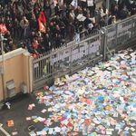 Blanquer en colère après que des profs ont détruit des livres lors d'une