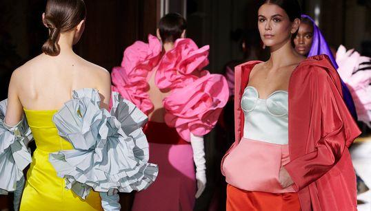 Valentino e la couture dell'inconscio di Pierpaolo Piccioli: un elogio