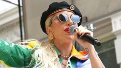 Lady Gaga a un message pour ceux qui écoutent son nouveau morceau