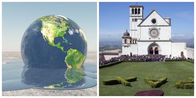Crisi climatica, Assisi è la risposta