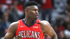 Zion Williamson Körper-Beschämt Von ESPN NBA-Debüt. Twitter Rauch.