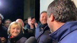 Salvini al citofono, l'accusatrice del tunisino: