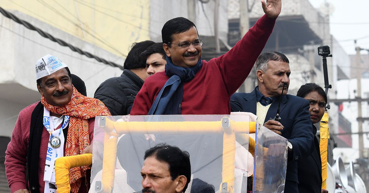 Delhi Election 2020 These Arvind Kejriwal Opponents Never Got