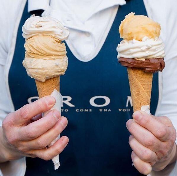 Le attività delle gelaterie Grom stanno chiudendo: il futuro