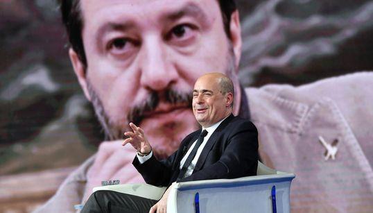 RIEQUILIBRIO RAI - Dopo le polemiche per Salvini a Porta a Porta durante l'intervallo di Juve-Roma, oggi ci sarà Zingaretti d...