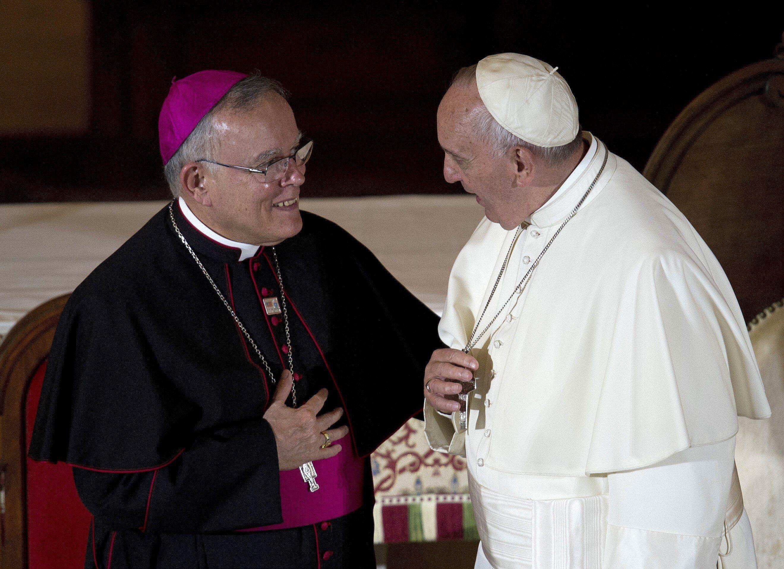 Pope Francis Replaces Philadelphia's 'Culture Warrior' ...