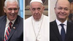 24 ore di diplomazia mediorientale per Papa